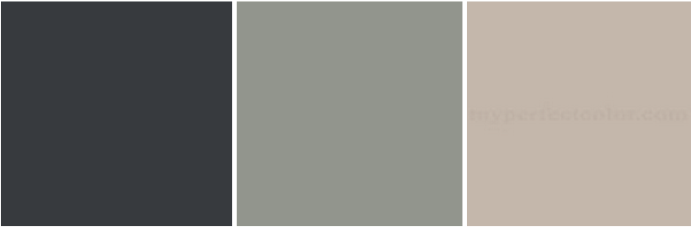 Cyberspace Sw7076 Sherwin Williams Unusual Gray Sw7059