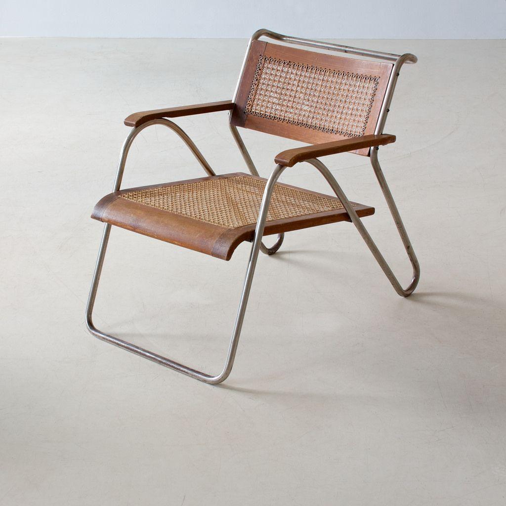 Erich Dieckmann, Tubular steel chair - Google Search  Bauhaus