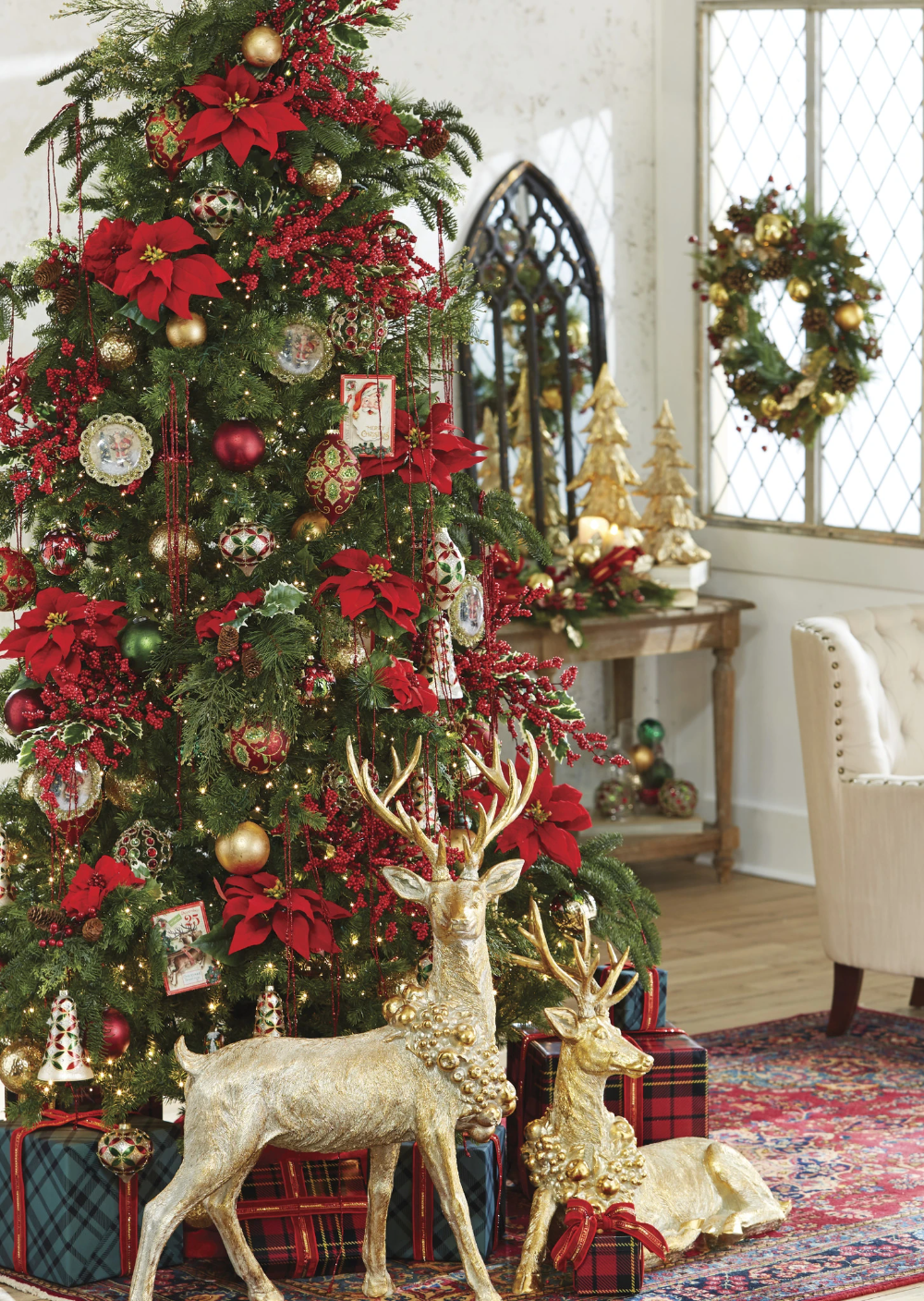 RAZ 2019 Christmas Trees — Trendy Tree Visit the Trendy Tree blog to see 12 years of Christmas tree inspiration from RAZ. #christmastree #christmasdecor #treeinspiration