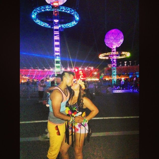 Edc outfits | Electric Daisy Carnival | Pinterest