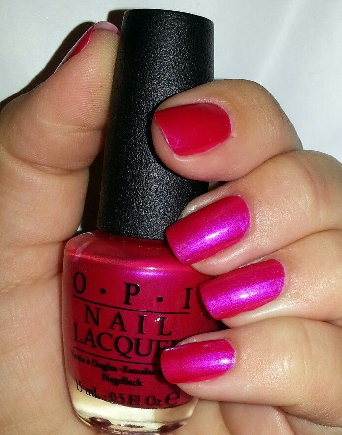 Pompeii Purple Opi Nail Polish Or This One I Have It Too And Its Not Really