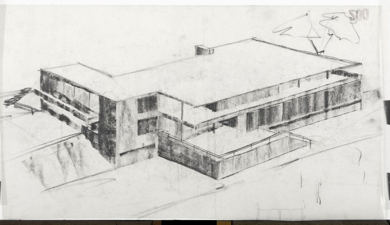 Ludwig Mies Van Der Rohe Tugendhat House Brno Czech Republic 1928 1930 Ludwig Mies Van Der Rohe Mies Van Der Rohe Van Der Rohe
