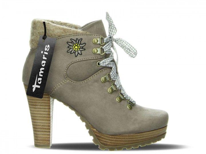 Schnürstiefel | Schnürer | Damen | Schuhe | Tamaris Schuhe
