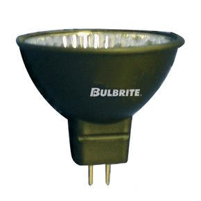 Bulbrite Industries 20 Watt Bi Pin Black 12 Volt Halogen Light Bulb Set Of 6 Light Bulb Candle Bulbrite Halogen Light Bulbs