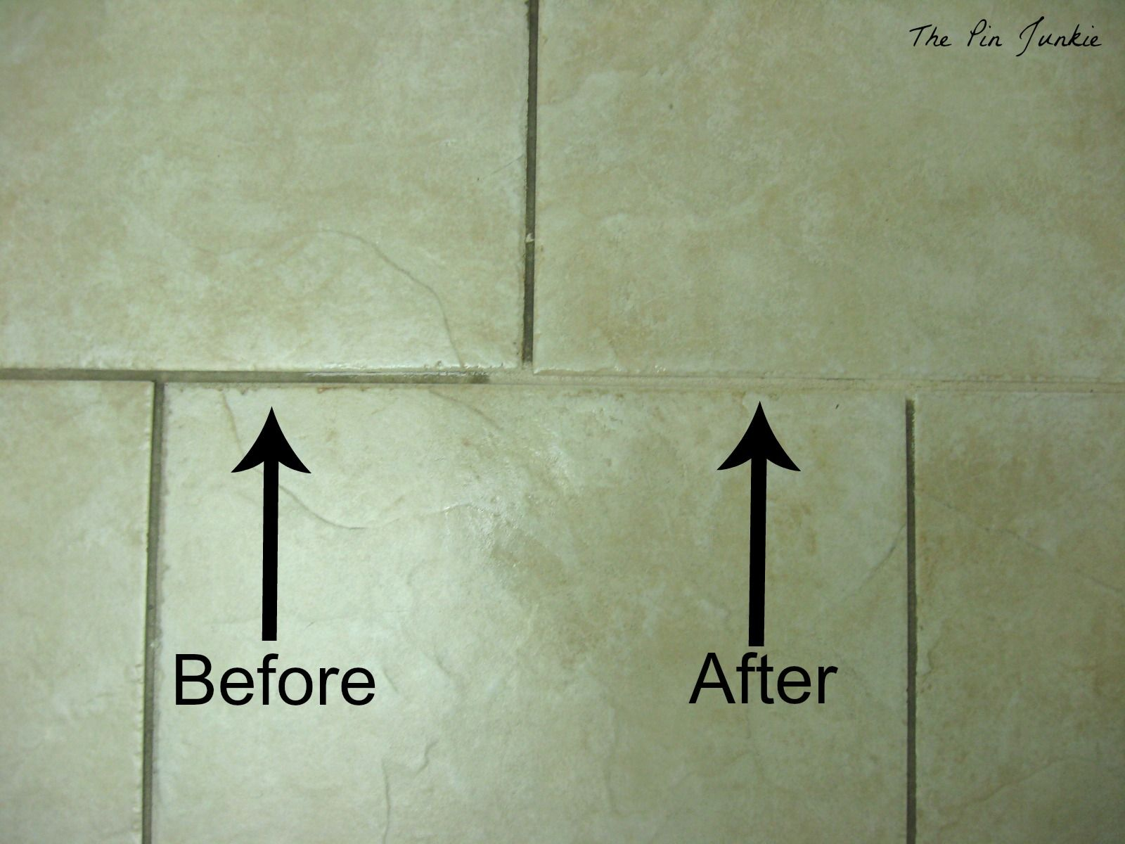 How to clean tile grout tile grout grout and tile grout cleaning tile grout cleaner speed clean your dirty tile grout with the 3 hydrogen peroxide dailygadgetfo Images