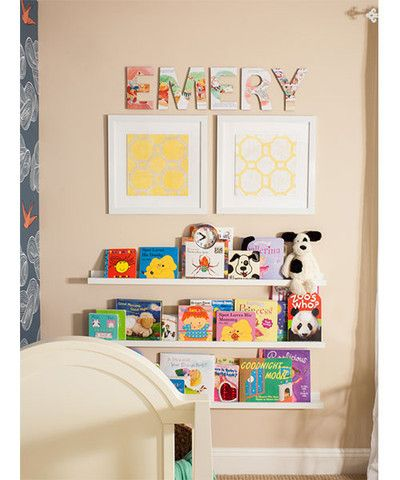 5bfe664d6 Vintage Storybook Name Letters | Boy Toddler Room Ideas | Nursery ...
