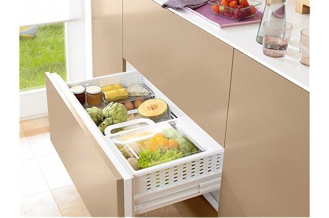 Kühlschrank KRIS1509A Kühlschrank (Doppelschubladen): Bauknecht ...