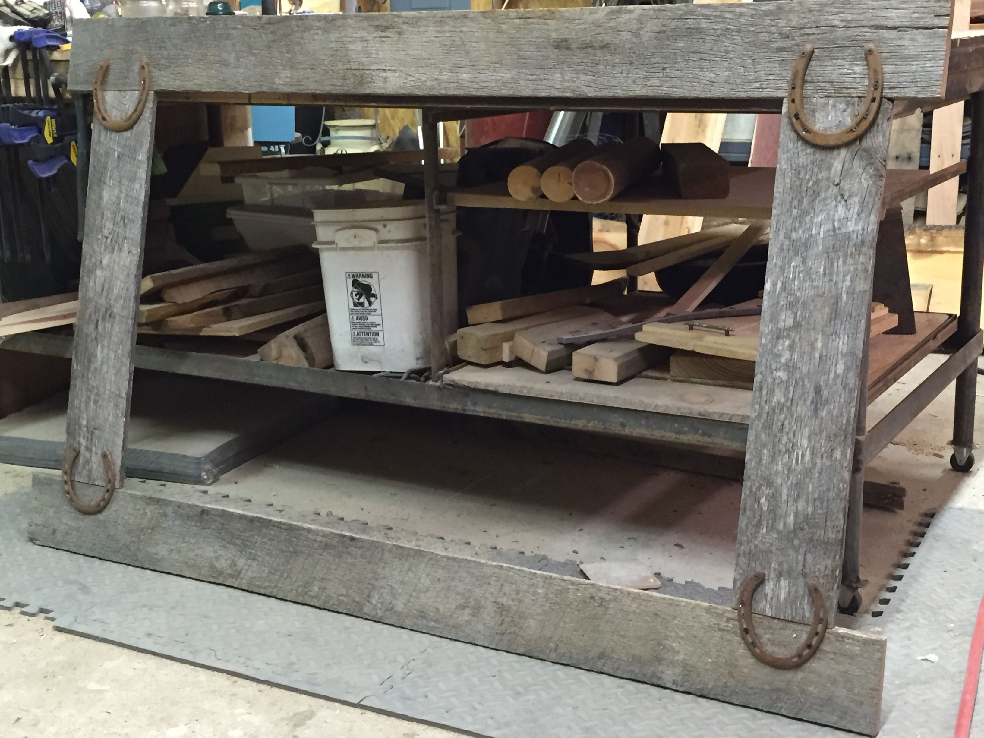 "30""x 60"" barn wood mirror frame | Barn wood mirror, Wood ..."