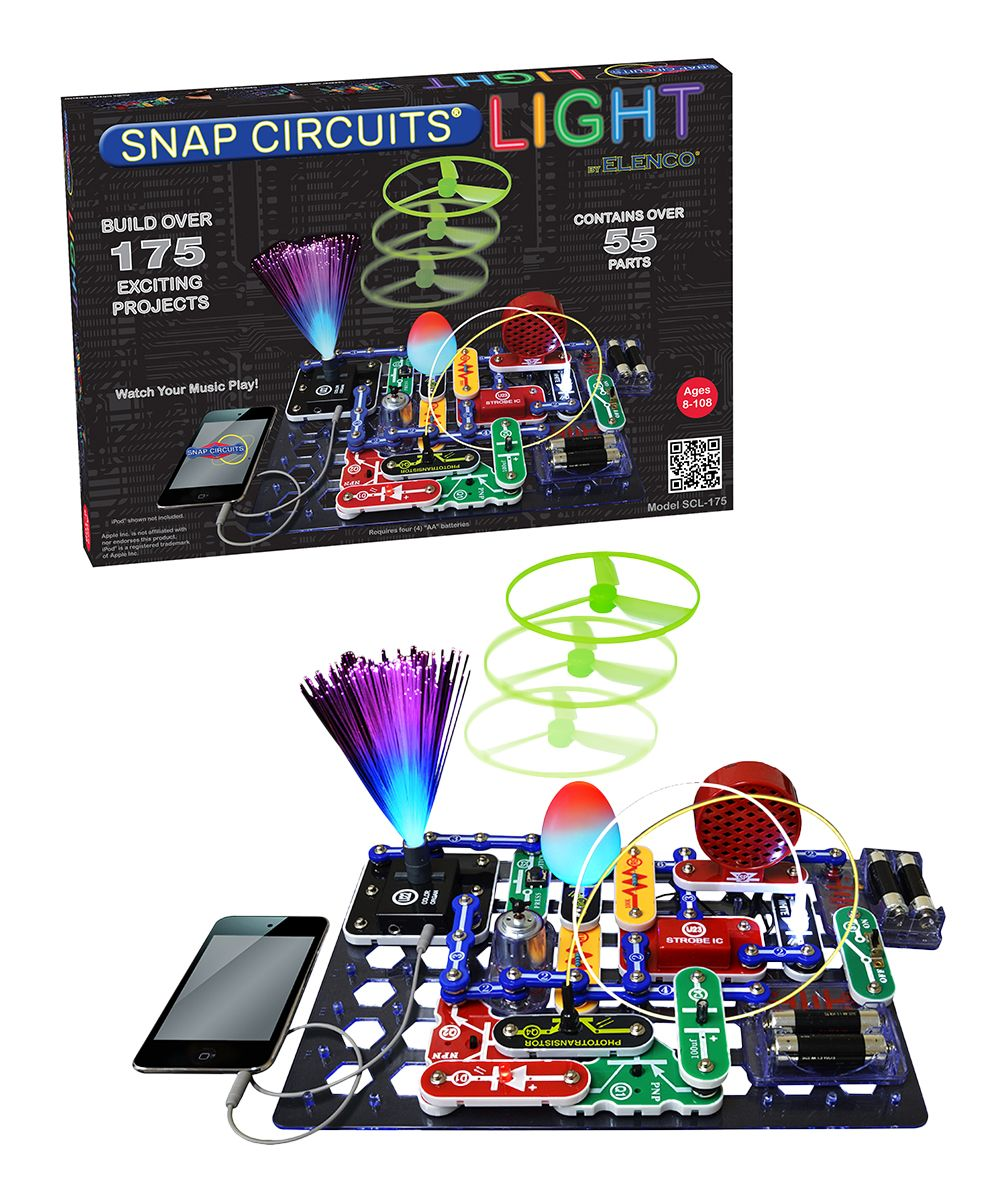 Snap Circuits Light Boy Stuff Pinterest Gift And Circuit For Kids