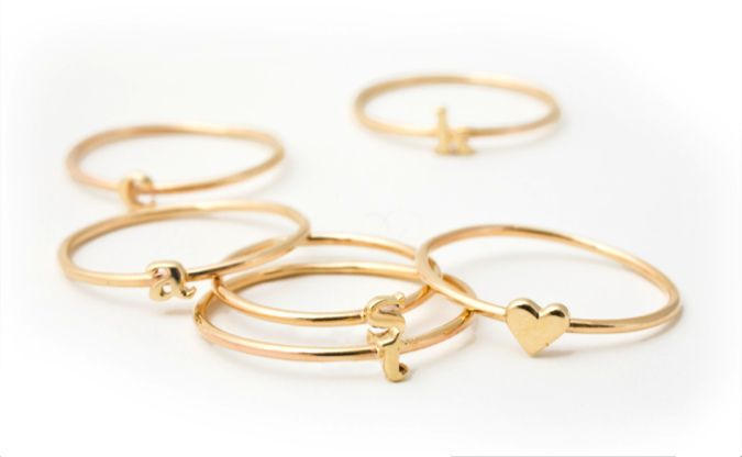 Giveaway: Enter for a chance to score a trio of rings from Catbird!