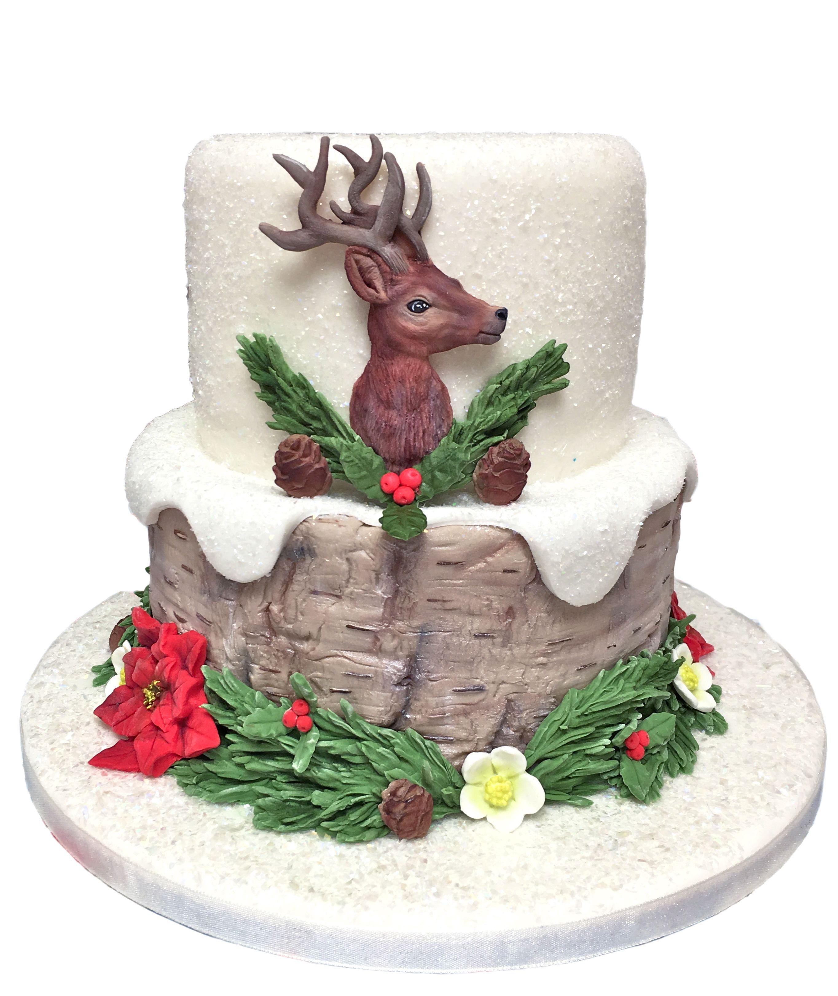 Silicone Mould Elf Santas Little Helper Christmas Cake Decorating