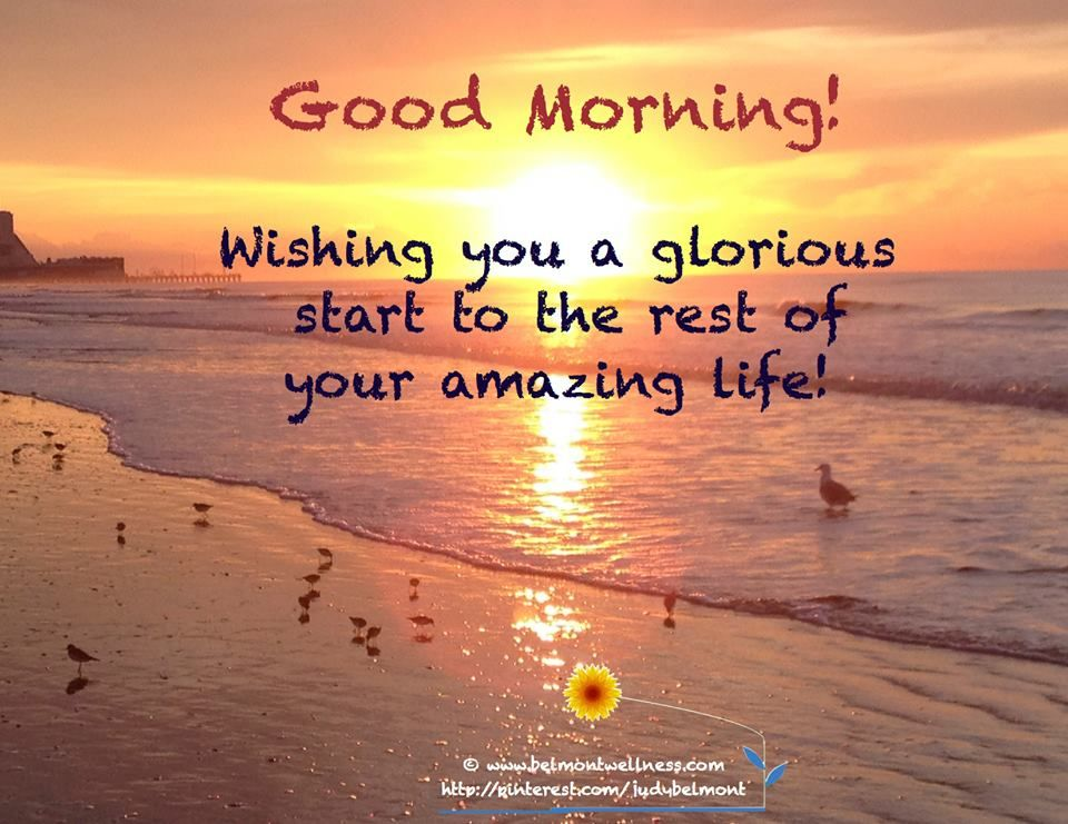 It S A New Day Good Morning Quotes Good Morning Good Night