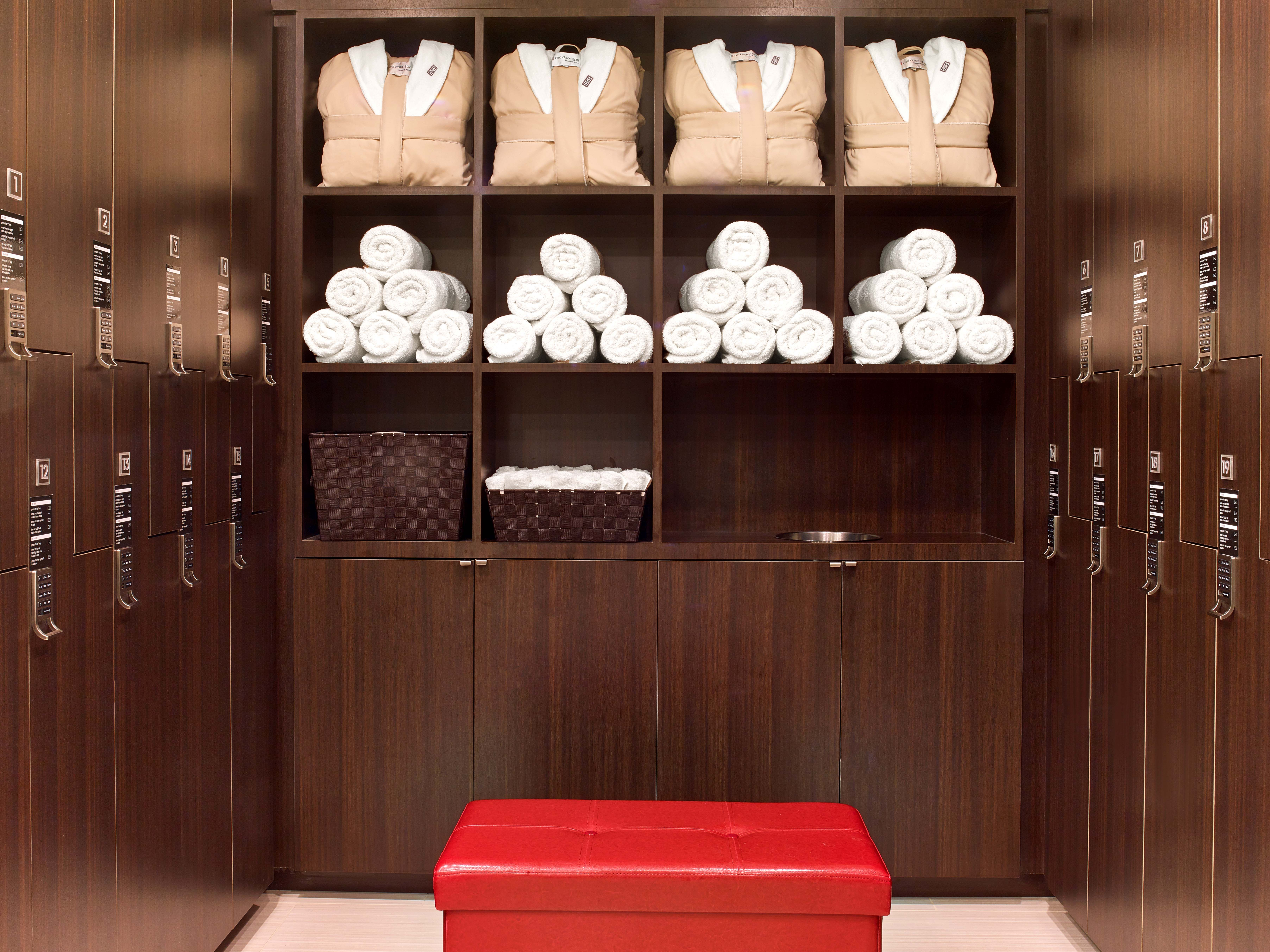 The Perfect Space To Get Ready To Spa Reddoorspa