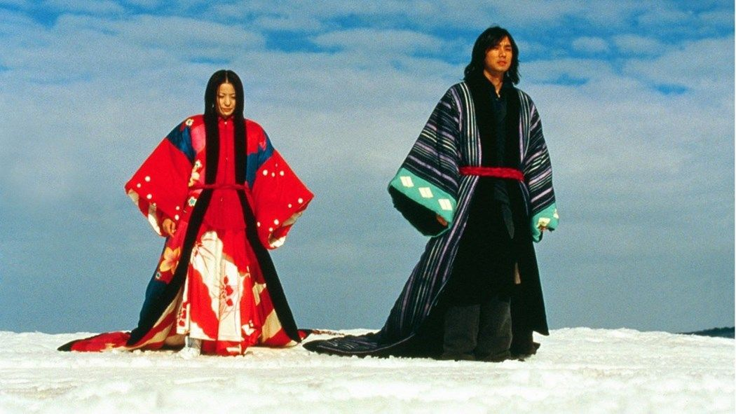 Dolls, 2002 Takeshi Kitano Yohji Yamamoto