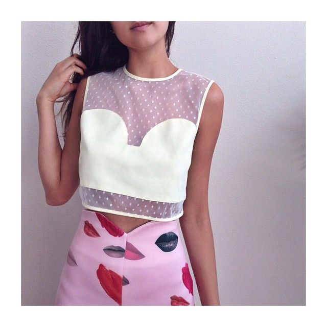 alicemccall Tinker Top in store now! Shop it on ️ www