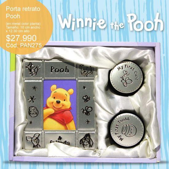 #Winnie the #Pooh, #portaretrato #familiar