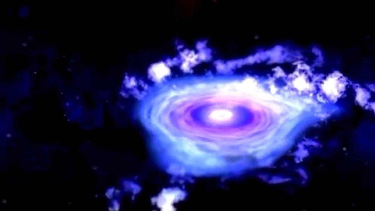 ❝ Nueva teoría sobre primeros agujeros negros del Universo - #VÍDEO ❞ ↪ Vía: proZesa