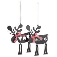 deer family weihnachten nikolaus advent. Black Bedroom Furniture Sets. Home Design Ideas