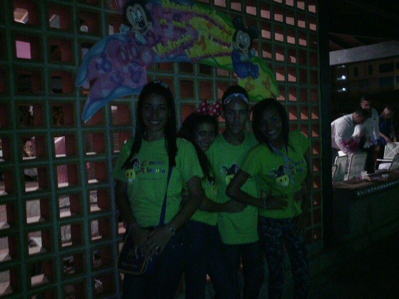 Grupo arlequin maracay