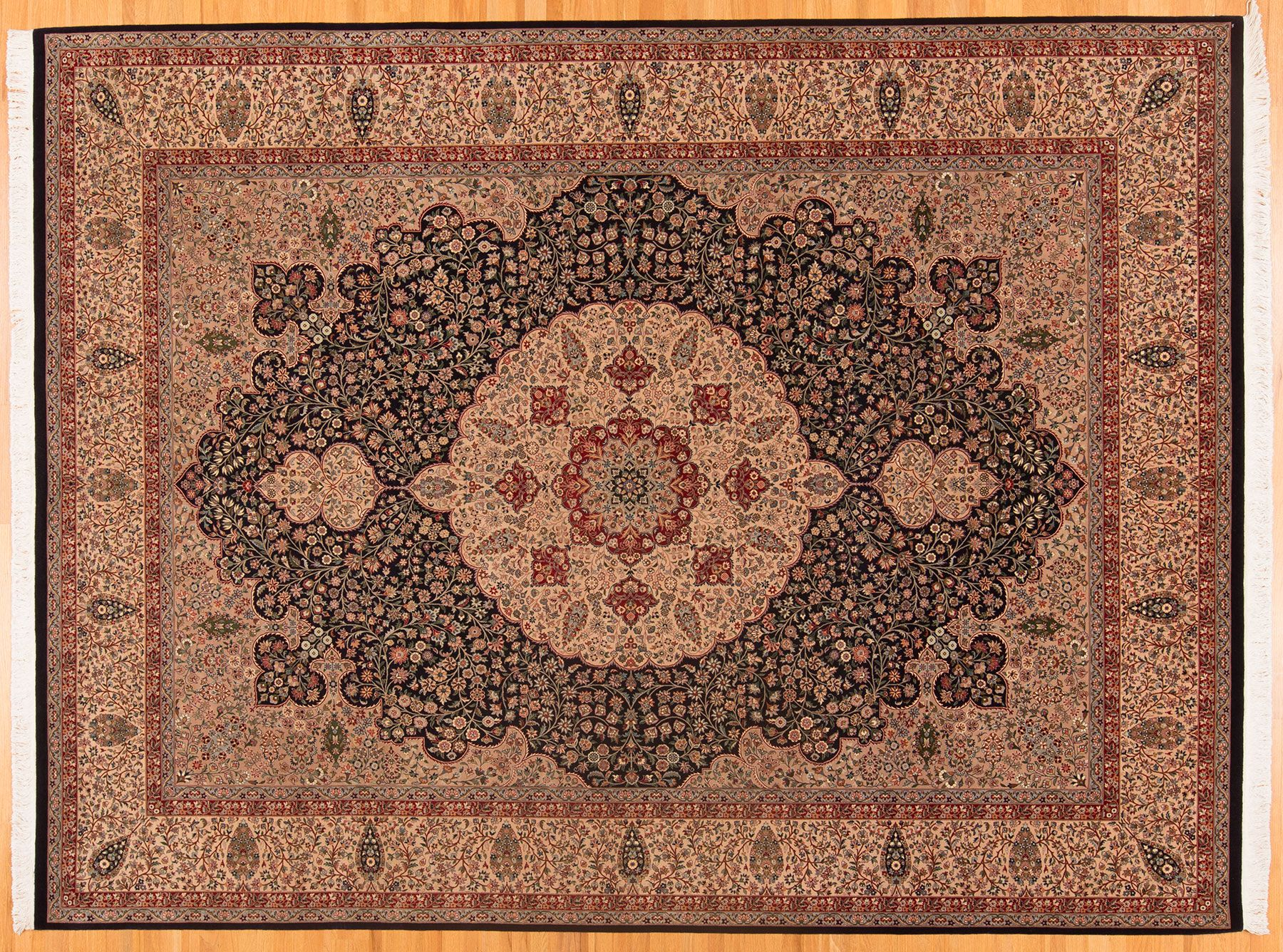 All Of Zaki S Rugs Are Hand Knotted With Fine Wool And