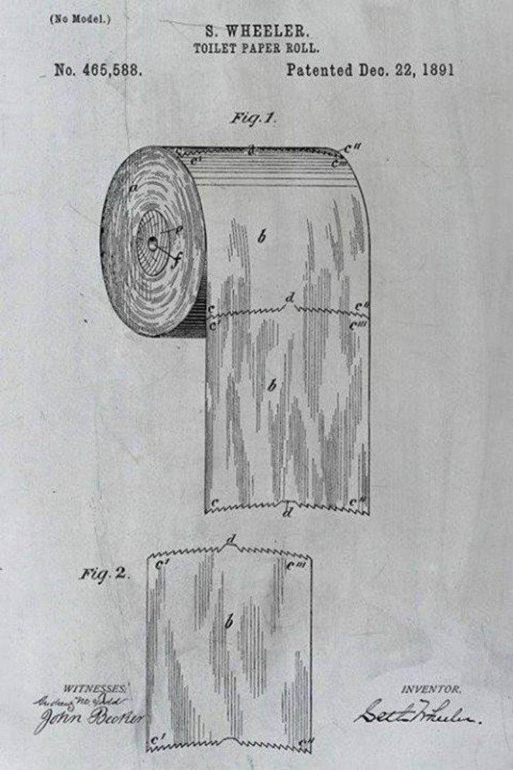 Verso Giusto Carta Igienica il verso giusto della carta igienica è rivolta verso la