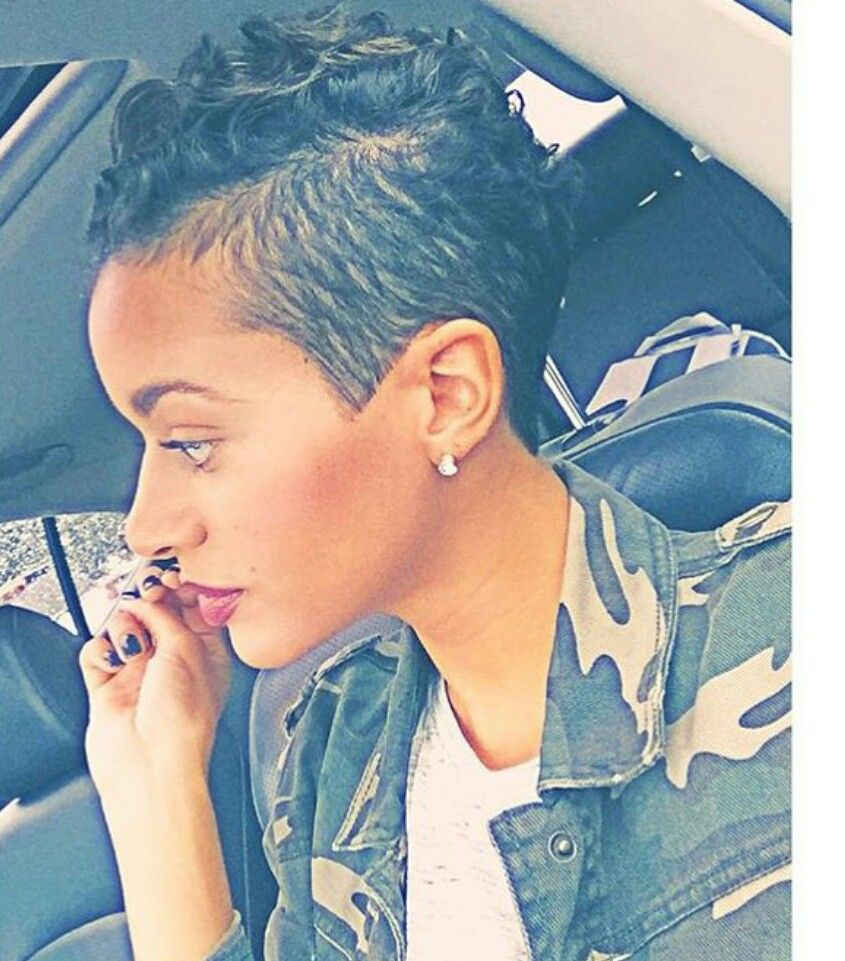 Uncategorized short gray african american hairstyles 4 tight curls short hairstyle 2013 - Original Pin The Cut Life Dope Cut On Photo