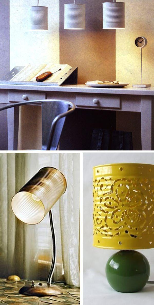 comment recicler ses boites de conserves deco recup pinterest comment. Black Bedroom Furniture Sets. Home Design Ideas