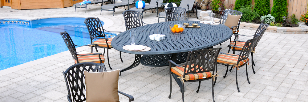 Home - Protégé Casual Inc. in 2020 (With images) | Outdoor ... on Relaxed Outdoor Living id=74769