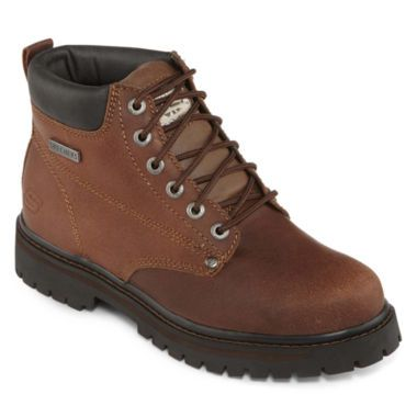 c29d26b795ae Skechers® Bully Mens Hiking Boots found at  JCPenney
