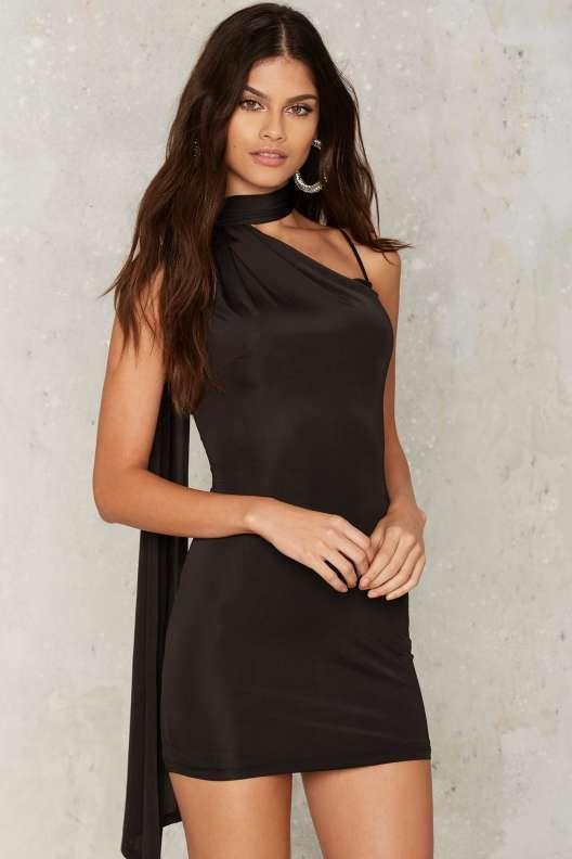 Nasty Gal Side Hustle Mini Dress