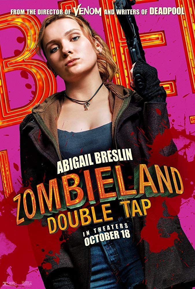 Ver Hd Zombieland Mata Y Remata 2019 Pelicula Online Completa Espanol Zombieland Movie Posters Abigail Breslin