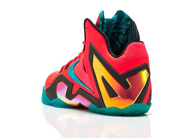 81786fb30d78 Nike Lebron 11 Elite