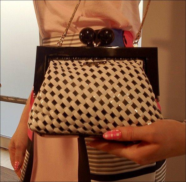 Kate Spade Spring 2013 Handbags & Nails