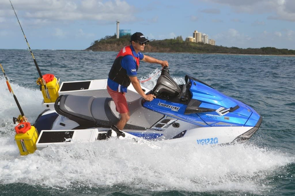 Yamaha Waverunner FX HO with Shoreline Tubby: Review - www boatsales