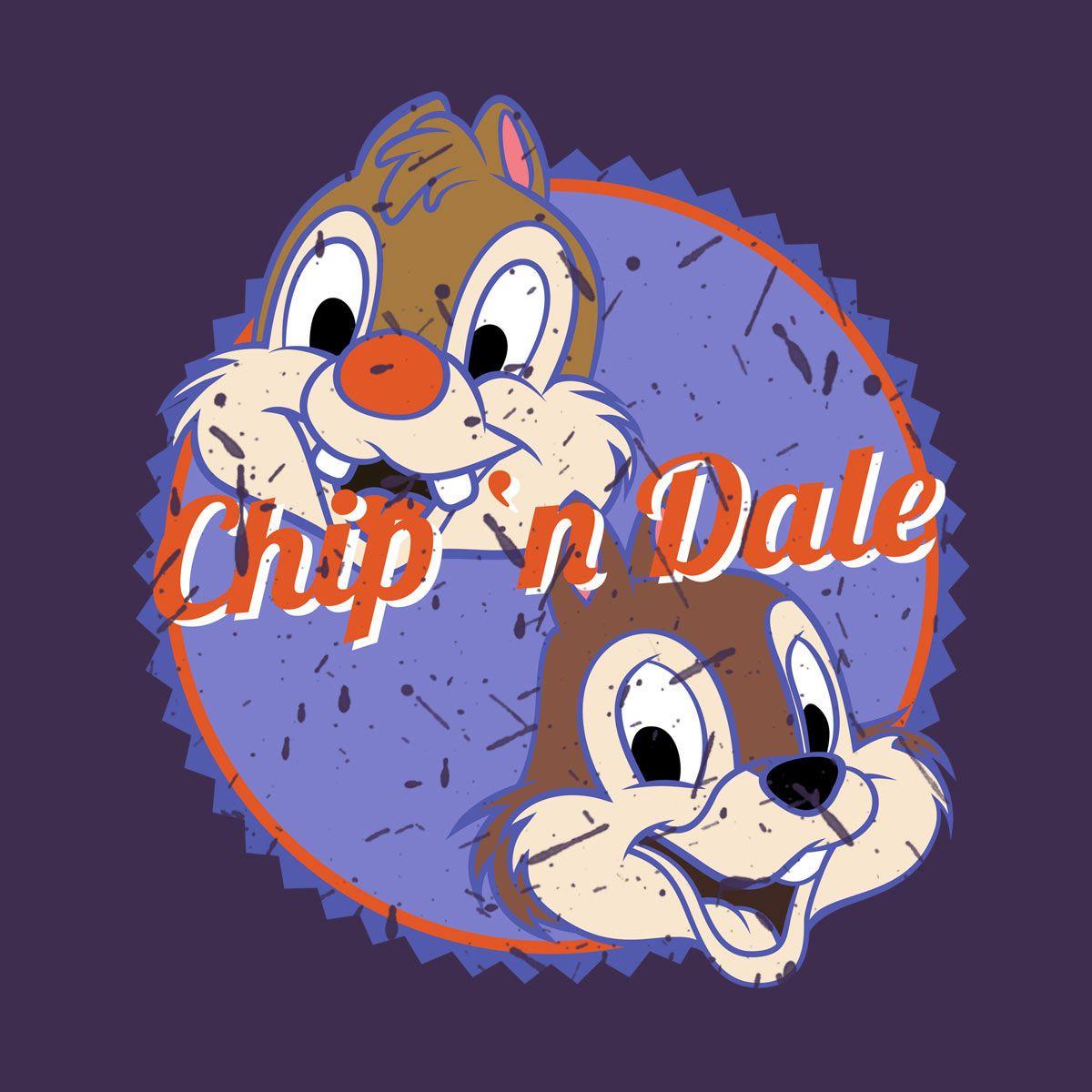 Dale #23 Disney Vintage Stickers Mint Condition!!