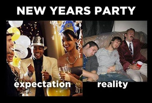 30 Funny New Year Quotes In English With Images For 2018 Sarcasm