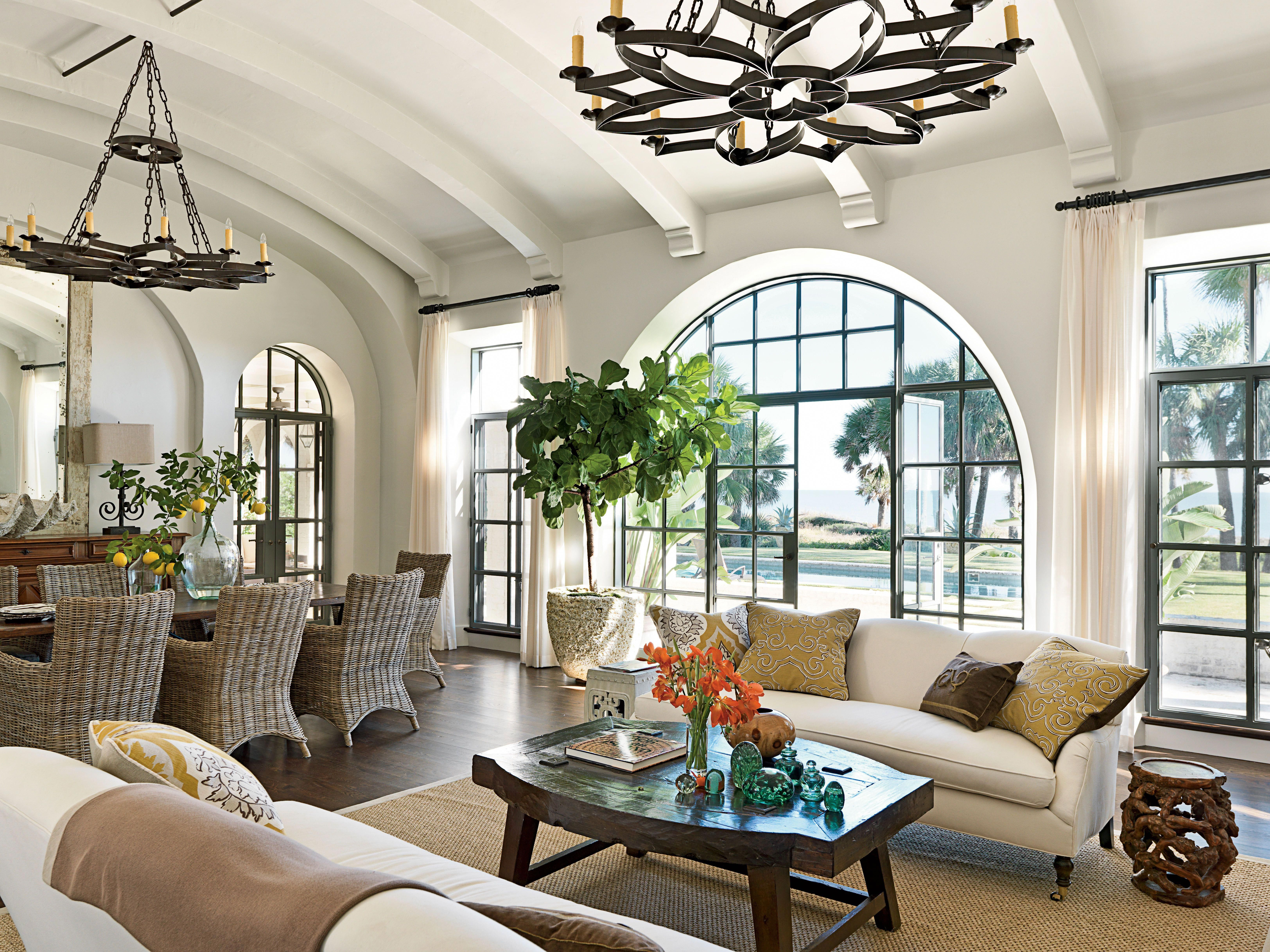 contemporary mediterranean homes tuscanstyle  spanish