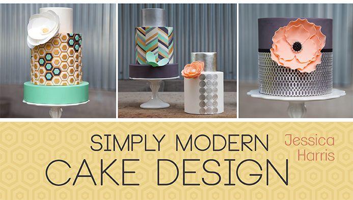 Wafer Paper Flowers - Tutorial Video - Jessica Harris Cake Design