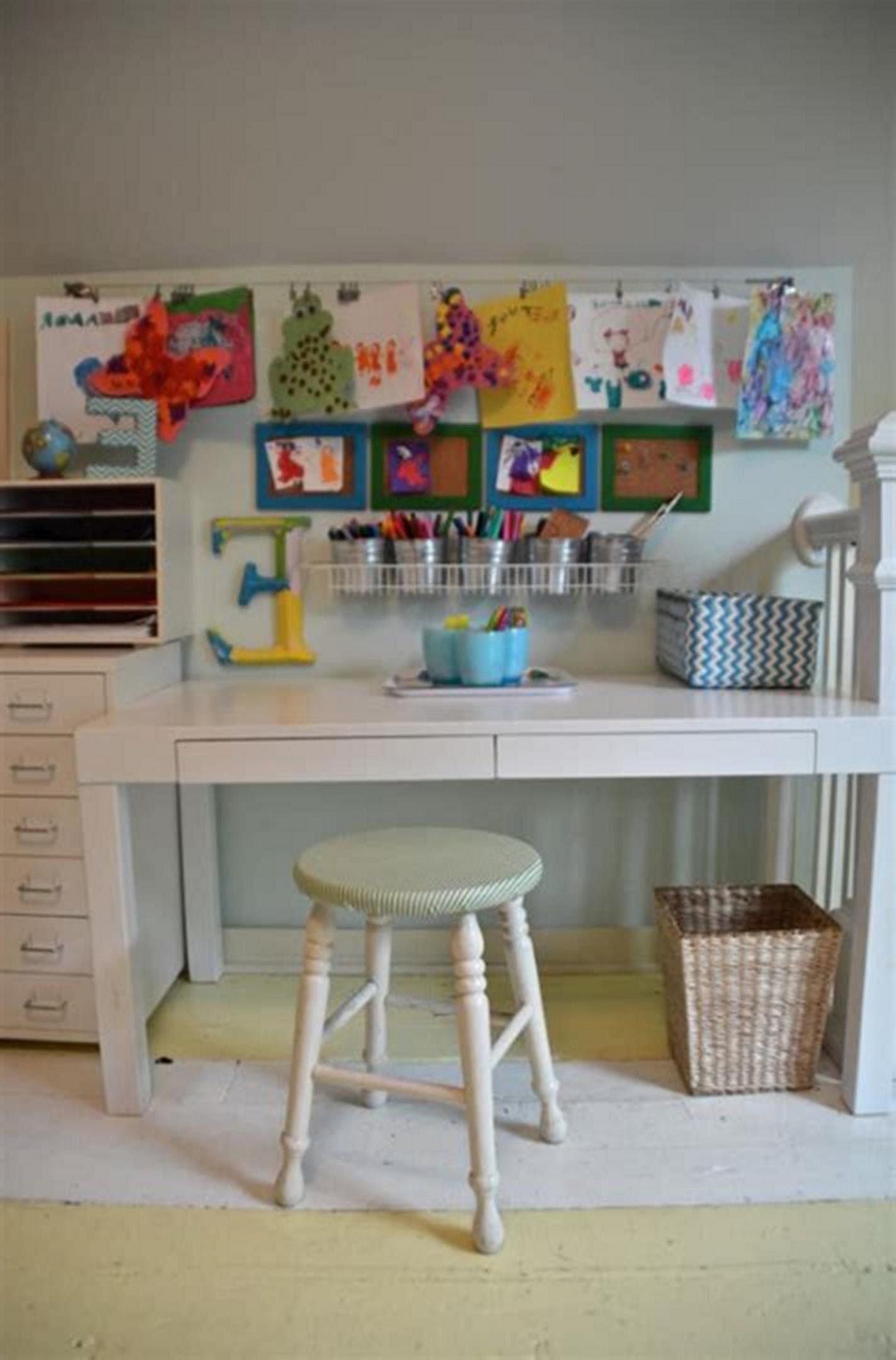 12 Best Ikea Craft Room Ideas With Stunning Storage Organization Dexorate Kids Art Table Ikea Craft Room Craft Room Tables