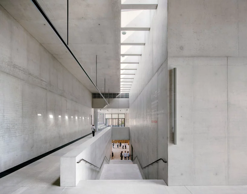 David Chipperfield Completes James Simon Galerie In Berlin David Chipperfield Architects Museum Island Architecture