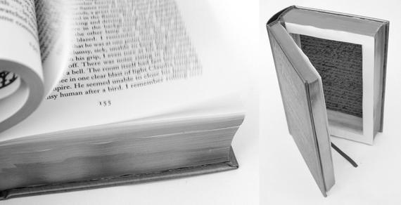 The Vampire Chronicles Hollow Book Large Handmade Secret