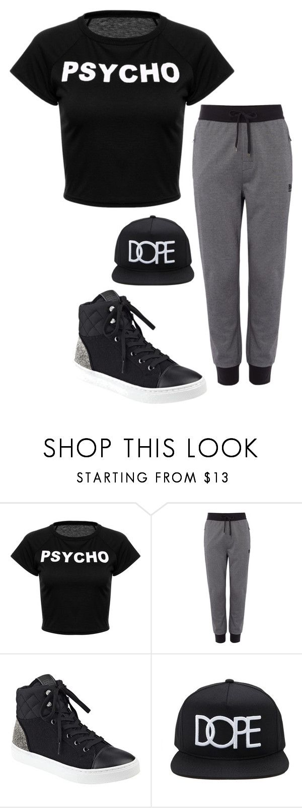 """""""Untitled #931"""" by the-solis-wolf ❤ liked on Polyvore featuring HUGO, GUESS and 21 Men"""
