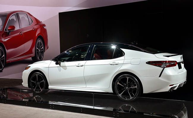 2018 toyota camry white. contemporary toyota 2018 toyota camry interior and price  cars release 2019  toyota  pinterest camry cars throughout toyota camry white