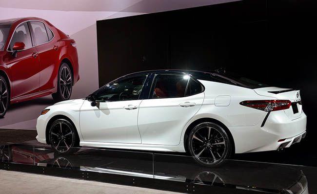2018 Camry Xse Specs Autos Deportivos Autos Toyota