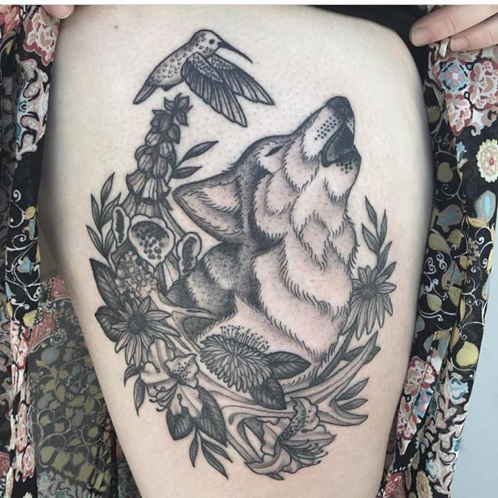 Tattoo by lauragrahamma from Grizzly Tattoo 20170825