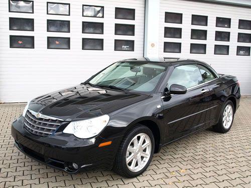 2009 Chrysler Sebring 3 0 Flexfuel 212 Hp From 2011 2012