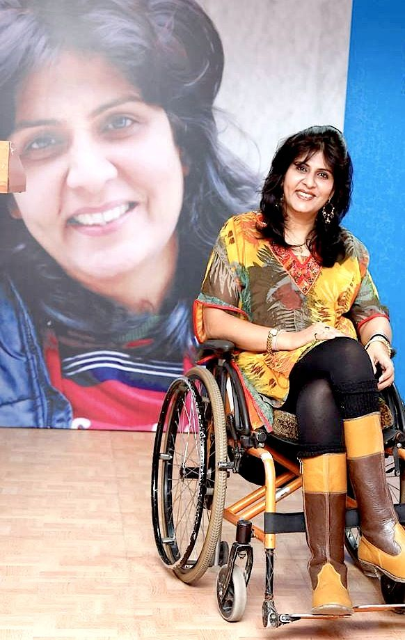 Deepa Malik – Will On Wheels – Inspiring Story
