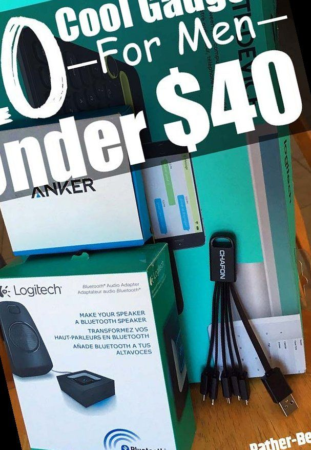 13+ Cool Gadgets For Men Under $40 (Both Tech And Garage Friendly) | Gifts For Men Ideas | 2020