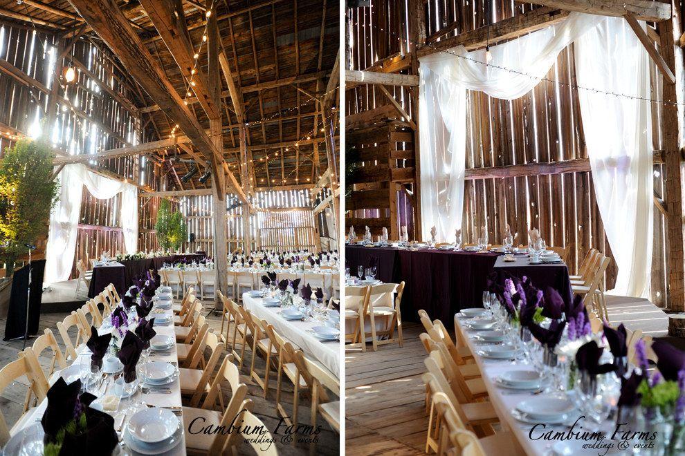 Cool Outdoor Wedding Venues Across Canada: Cambium Farms In Caledon, Ontario