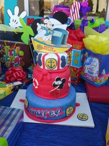 #mickeymouse cake